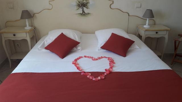Votre chambre romantique