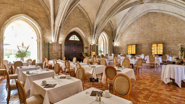 Le restaurant Le Chapitre