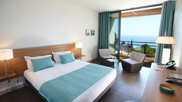 Votre chambre vue mer