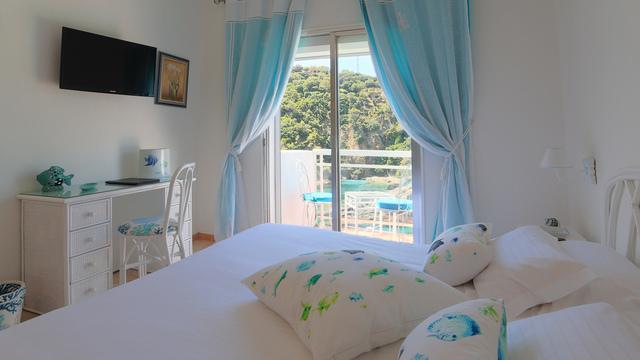 Votre hôtel vue de la mer
