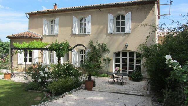 Une maison pittoresque