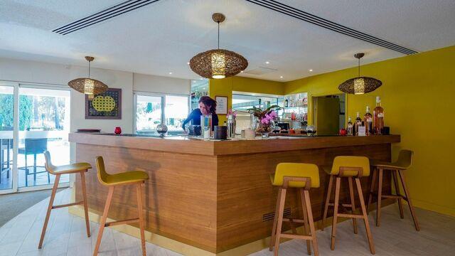 Espace bar pour siroter votre cocktail