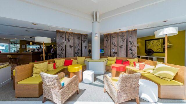 Espace lounge propice à la détente