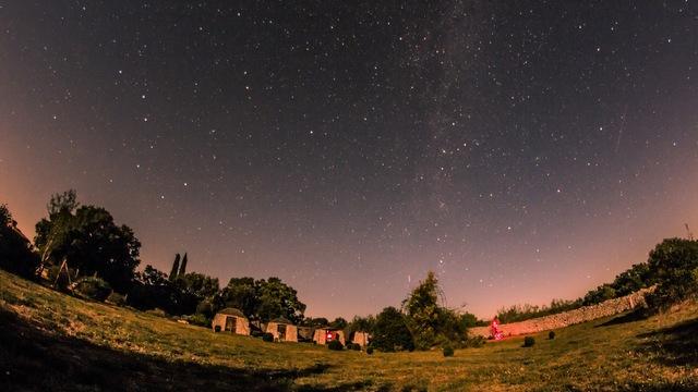 Venez observer les étoiles