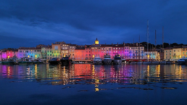 illuminations Saint-Tropez