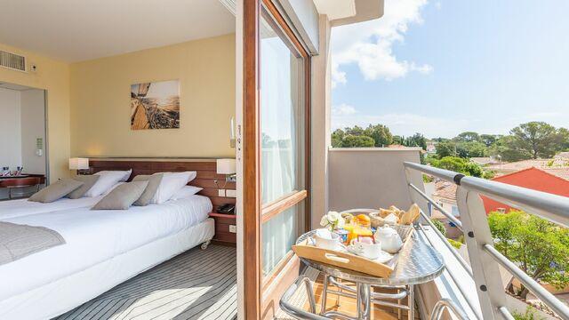 Balcon chambre