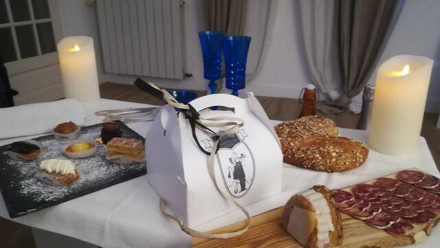La box fromagère et la planche sucrée