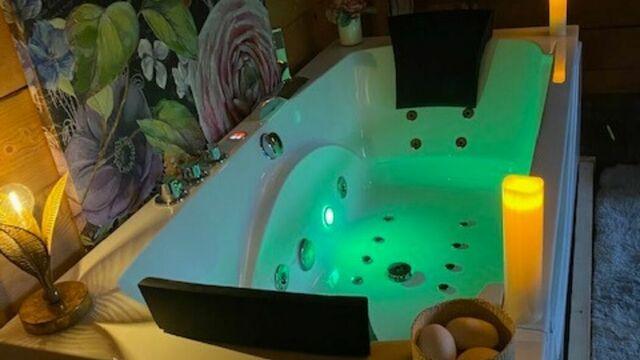 Votre cabane romantique