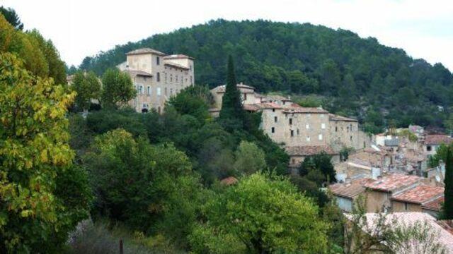 Le village de Montfort-sur-Argens