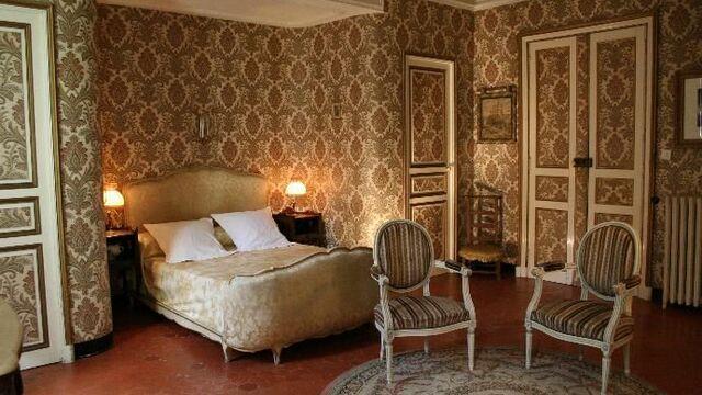 Une chambre à la décoration authentique