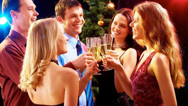 Ambiance champagne