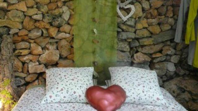 Une yourte en pierre