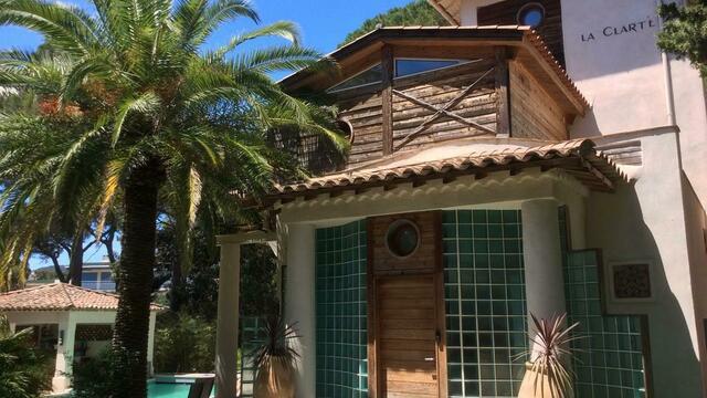 La belle villa La Clarté