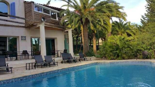 Votre moment de relaxation à la piscine